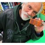 Bob Harris' Cocobolo Wood Dugout