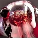 Ruby Hammer Bubbler