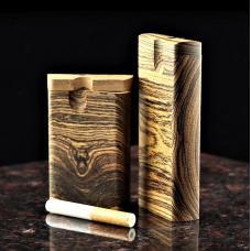Bob Harris' Bocote Wood Dugout