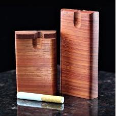 Bob Harris' Padauk Wood Dugout