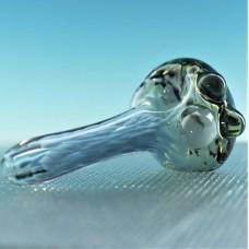 Periwinkle Leopard Spoon